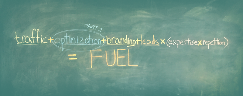 How to optimize your website- Charcoal's inbound marketing formula, part 2