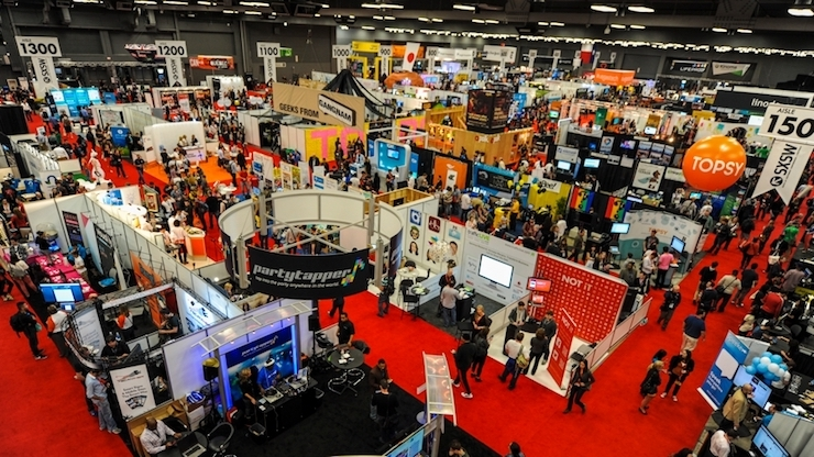 Top 10 tradeshow ideas (in no specific order!)